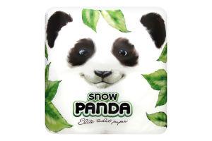 Бумага туалетная 160 листов 2 слоя Elite Сніжна панда 4шт