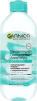Вода міцелярна гіалуронова Алое Skin Natural Garnier 400мл