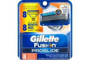 Gillette Fusion Proglide Cartridges - 8 CT