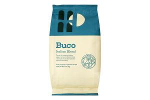 Кава натуральна смажена мелена Italian Blend Buco м/у 70г