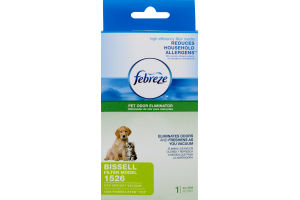 Febreze Vacuum Filter Pet Odor for Bissell Model 1526