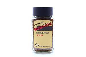 Кава Bushido Arabica Premium Original 50г