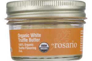 Da Rosario Organic White Truffle Butter