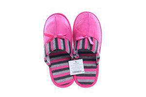 Тапочки комнатные женские SKY №124056 40-41 розовые