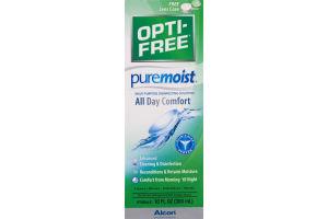 Opti-Free Puremoist Multi-Purpose Disinfecting Solution All Day Comfort