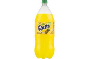 Fanta Pineapple Flavored Soda