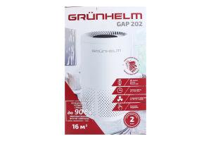 Очиститель воздуха №GAP202 Grunhelm 1шт