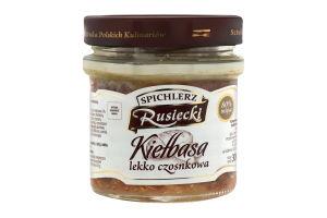Колбаса Spichlerz Rusiecki с чесноком