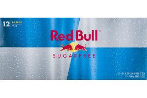 Red Bull Sugar Free - 12 PK