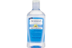 Dickinson's Deep Cleansing Astringent Extra Strength