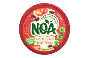 Закуска з нута Хумус квасоля-паприка ТМ NOA