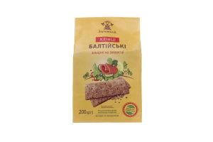 Хлебцы заварные на закваске Балтийские Зерновита м/у 200г
