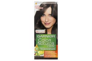 Краска для волос Color Naturals Темный шоколад №4 1/2 Garnier