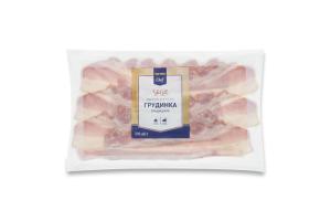 Грудинка Традиційна Metro Chef в/к в/у 200г
