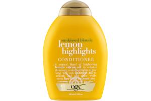 OGX Sunkissed Blonde Lemon Highlights Conditioner