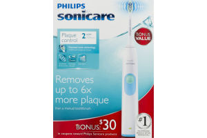 Philips Sonicare Plaque Control Toothbrush