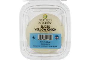 Nature's Kitchen Sliced Yellow Onion