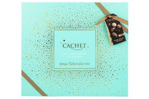 CACHET 600G PRALINE BOX ASSORTMENT