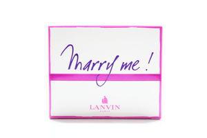 Парфюмированная вода женская Marry me! Lanvin 50мл