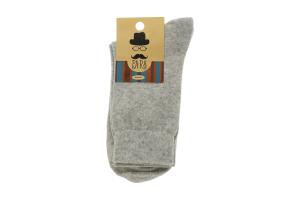 PARA шкарпетки чоловічі (B8) р.25 сірий