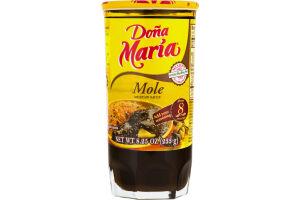 Doña Maria Mole Mexican Sauce