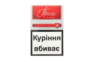 Сигареты Прима Серебряная Красная 20шт