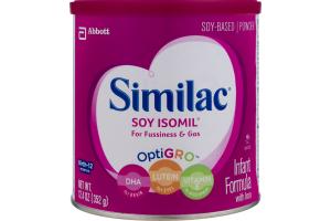 Similac Powdered Infant Formula Soy Isomil