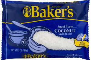 Baker's Angel Flake Coconut Sweetened