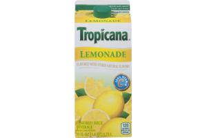 Tropicana Juice Beverage Lemonade
