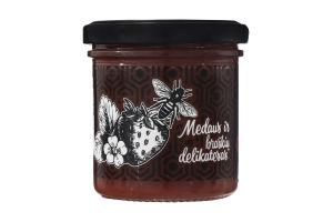 Медовый деликатес с клубникой IGMIS с/б 200г