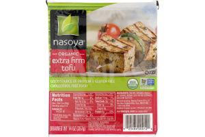 Nasoya Organic Tofu Extra Firm