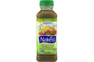 Naked Veggies Sea Greens Juice Smoothie