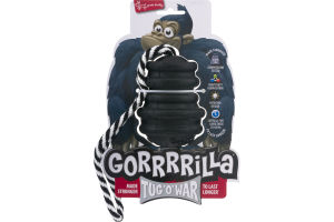 Gorrrrilla Tug 'O' War Dog Toy Large