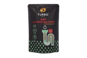 Засіб для прочистки труб з активатором AL+ Чист Turbo 200г