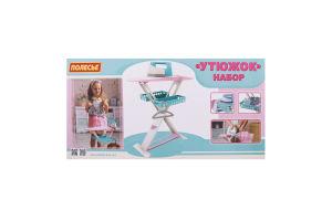 Набор игрушечный для детей от 3лет №43467 Утюг 2х1 Полесье 1шт