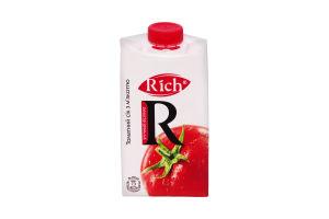 Сjк томат c мякот и сол Rich 0.5л
