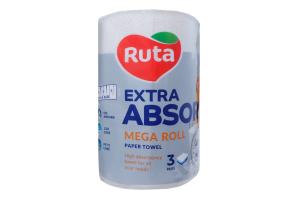 Полотенце бумажное Selecta Mega rol Ruta