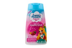 Шампунь для волос детский Послушные локоны Маленькая фея Happy moments 240мл