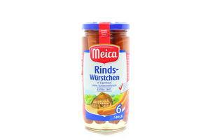 Сосиски Meica Rinds-Wurstshen 380г