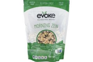 Evoke Gluten-Free Muesli Morning Zen