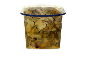 М'ясо Рапана ч/м марин в оливк олії 1/1000