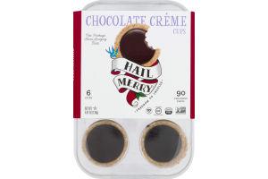 Hail Merry Mini Miracle Tarts Chocolate Creme - 6 PK