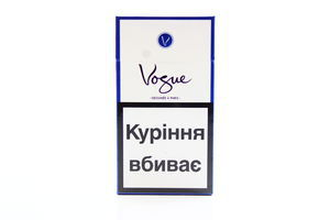Сигареты Vogue Superslims Blue 20шт