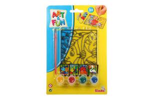 Набор игрушечный для детей от 3лет Витражи Art&Fun Simba 1шт