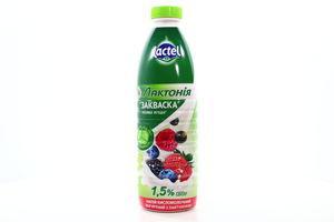 Закваска 1,5% Лесная ягода Лактония 870г