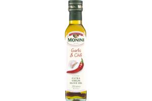 Monini Extra Virgin Olive Oil Garlic & Chili