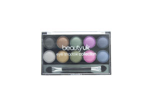 Beauty UK палета тіней для очей 03