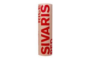 Рис Sivaris красный среднезернистый в вакууме