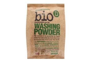 Порошок стиральный для ручной и машинной стирки Bio-D 1кг