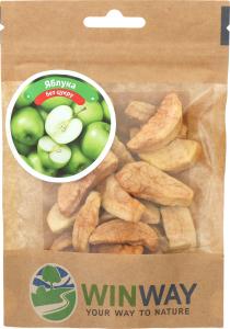 Яблоки сушеные Winway д/п 35г